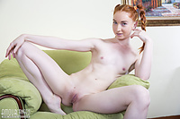Delicious in studio soft models pussy