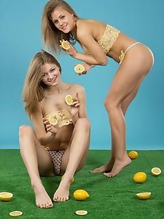 Rivaling breasts