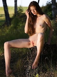 Beauty outdoors