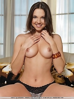 Curvaceous brunette with endearing smile and great personality.