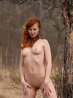 Red-haired russian erotic art photography free gallery nymph