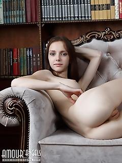 A skinny doll