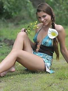 Stunning real erotic girls nude katya russian teen