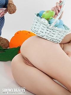 A sexy bunny