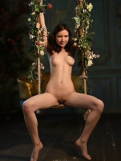 Lovely nude model