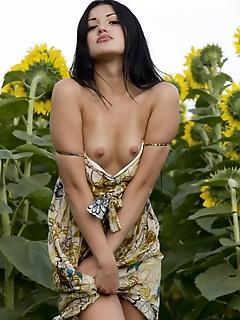 Hairy russian girls exotic tiny nude girlsie