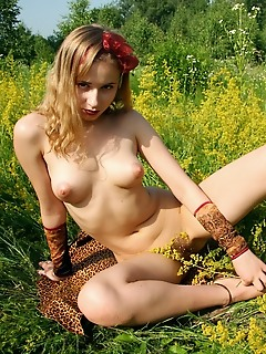 Incredible teen honey