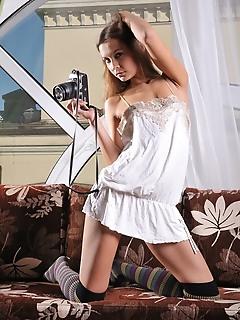 18 year nineteen teen euro teen erotica sex photo session